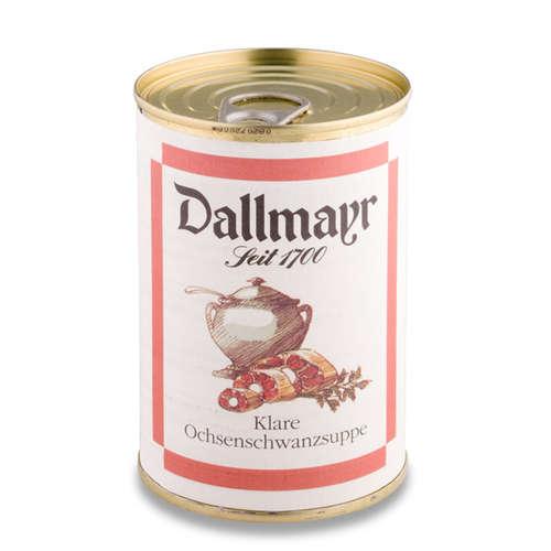 Dallmayr Ochsenschwanzsuppe, klar Dallmayr