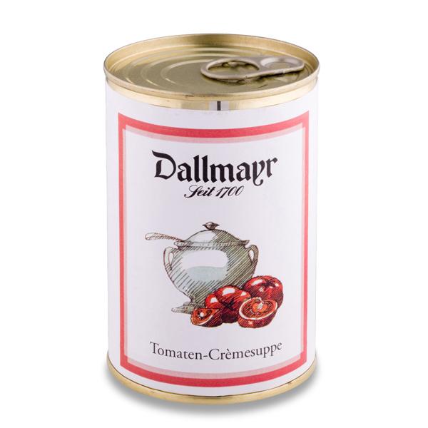 Tomatencremesuppe Dallmayr