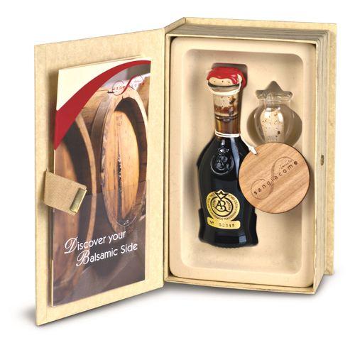 Aceto Balsamico Tradizionale Reggio Emilia DOP Oro