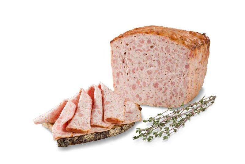 Stuttgarter Fleischkäse