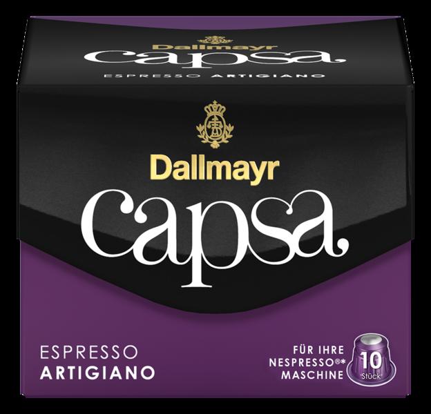 capsa Espresso Artigiano