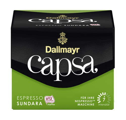 Dallmayr capsa Espresso Sundara