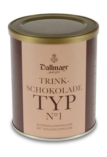 Trinkschokolade Dallmayr