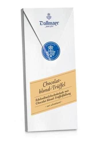 Milchkaramell Trüffelschokolade Dallmayr