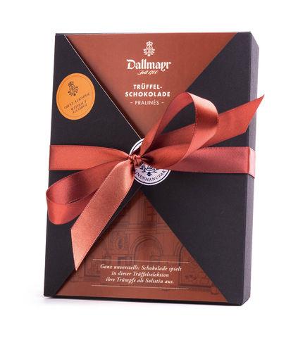 Pralinen -Trüffel Schokolade- Dallmayr