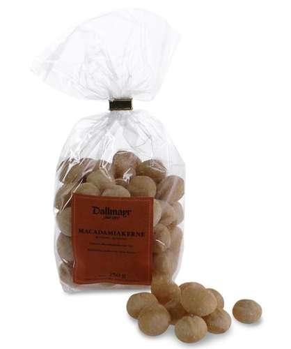 Dallmayr Macadamiakerne geröstet und gesalzen Dallmayr