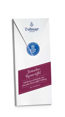 Jamaika-Rum-Trüffel Schokolade Dallmayr