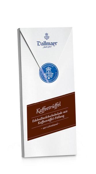 Kaffee-Trüffel Schokolade Dallmayr