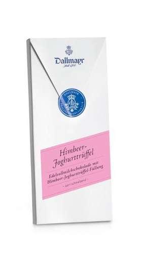 Himbeer-Joghurt-Trüffel Schokolade Dallmayr