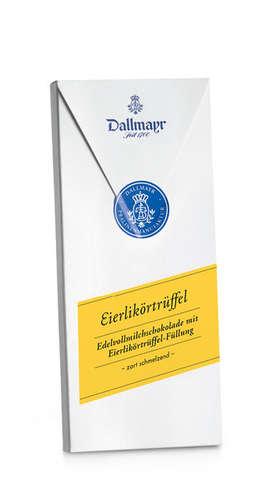 Eierlikör-Trüffel Schokolade Dallmayr