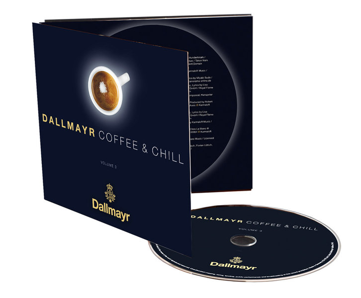 Dallmayr Coffee & Chill CD VOl. 3