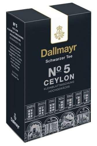 Nr.5 Ceylon Kleinblattmischung Hochgewächs