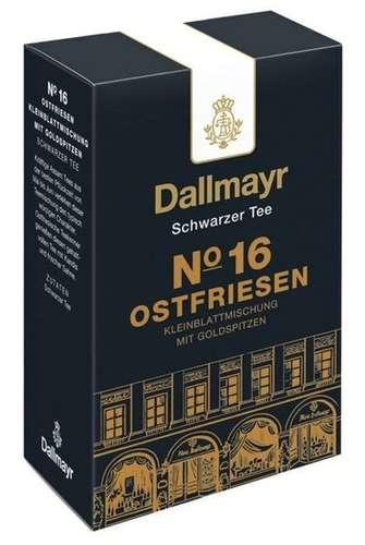 Nr.16 Ostfriesen Kleinblatt- mischung mit Goldspitzen