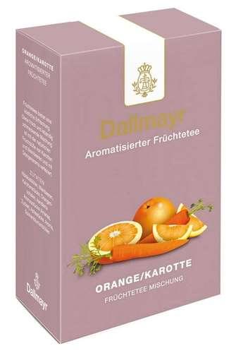 Orange/Karotte Aromatisierte Früchteteemischung