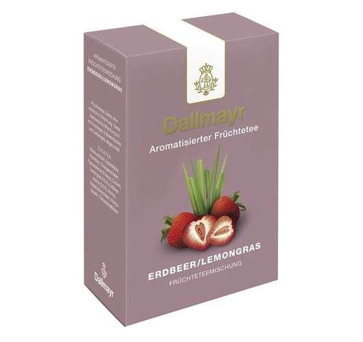 Erdbeer/Lemongras Aromatisierte Früchteteemischung