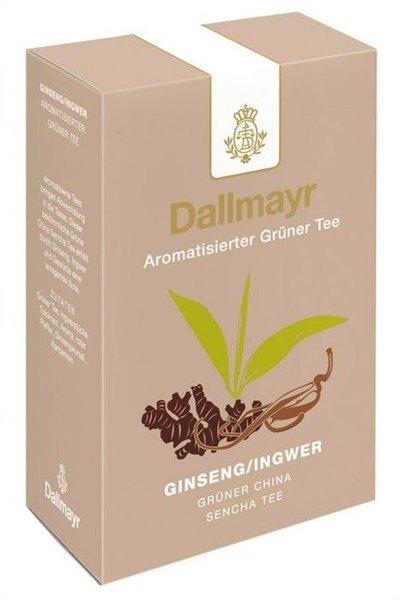 Grüner Kaffee Mit Ingwer ginseng ingwer dallmayr seit 1700