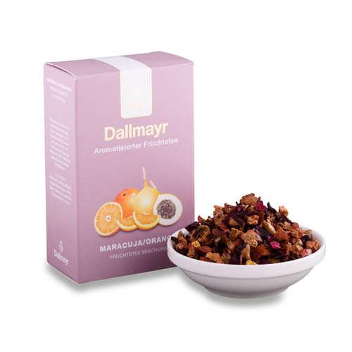 Maracuja/Orange Aromatisierte Früchteteemischung mit Maracuja-Orange-Geschmack