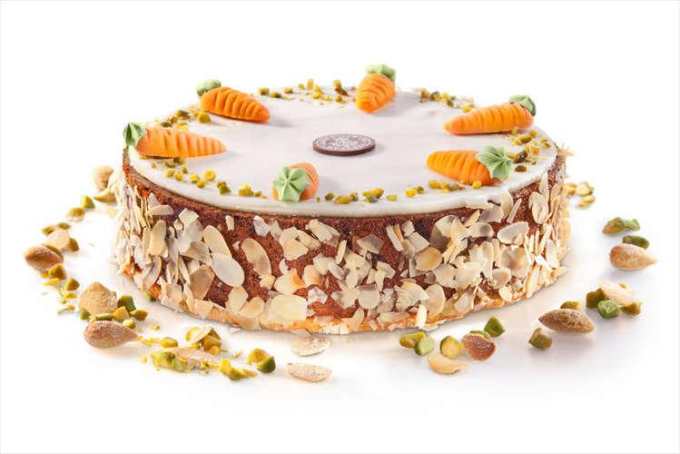 Dallmayr Aargauer Rübli Kuchen, für ca. 6 Personen