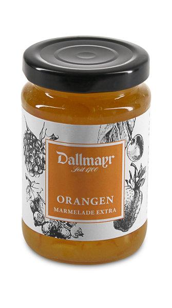 Orangenmarmelade extra Dallmayr