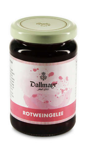 Rotweingelee Dallmayr