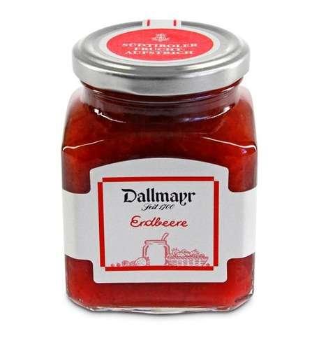 Südtiroler Fruchtaufstrich Erdbeere