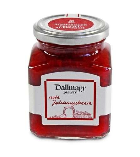 Südtiroler Fruchtaufstrich rote Johannisbeere