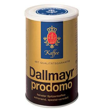 Dallmayr prodomo Dose gemahlen