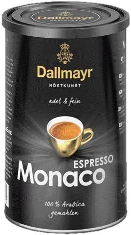 Espresso Monaco Dose 200 g gemahlen