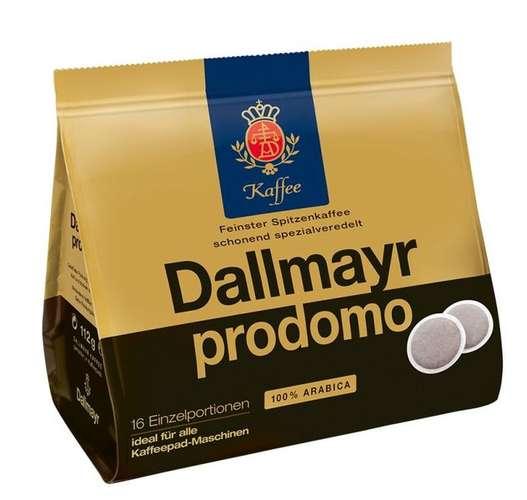 Dallmayr prodomo Pads 16 Stück