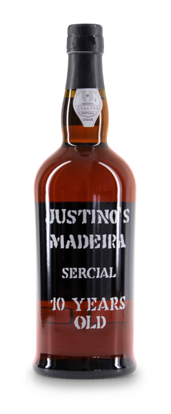 Justino´s Madeira Sercial 10 years old