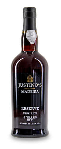 Justino´s Madeira Fine Rich Reserve 5 years old