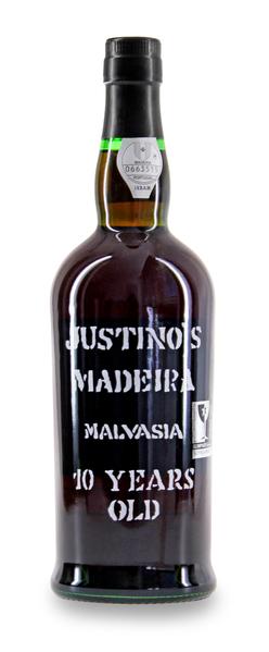 Justino´s Madeira Malvasia 10 Years old sweet