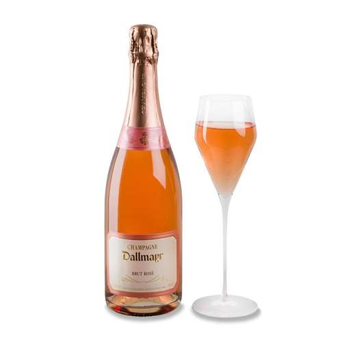 Champagne Dallmayr Brut Rose