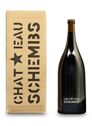 2009 Chateau Schembs rot