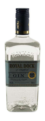 Hayman´s Royal Dock Navy Strength Gin