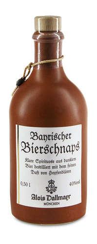 Dallmayr Bierschnaps im Tonkrug