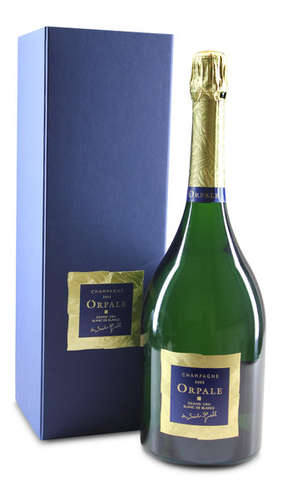 Champagne De Saint Gall 2002 Orpale Blanc de Blancs Brut