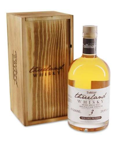 Threeland Whisky 3 years old Edition Dallmayr