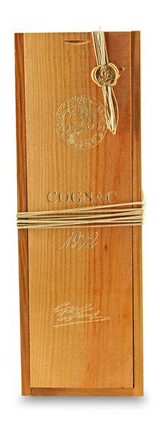 1972 Cognac Petite Champagne Reserve Alois Dall...