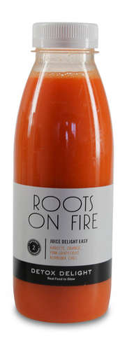Roots on Fire
