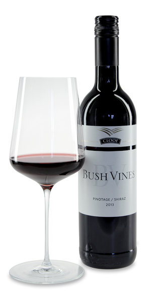 2013 Cloof Bush Vines Pinotage/ Shiraz