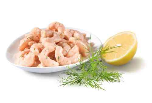 Shrimps in Cocktailsauce
