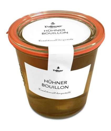 Hühnerbouillon Dallmayr