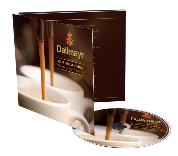 Dallmayr Coffee & Chill CD VOl. 1 alt