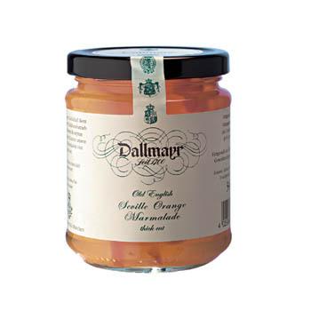 Orangenmarmelade, thick-cut Dallmayr