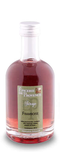 Himbeer Sirup Epicerie de Provence
