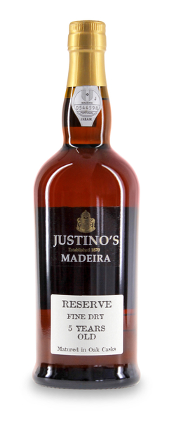 Justino´s Madeira Fine Dry Reserve 5 years old