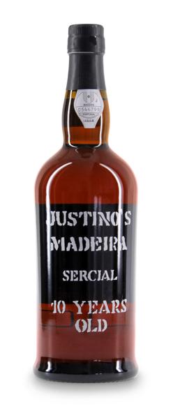 Justino´s Madeira Sercial 10 years old