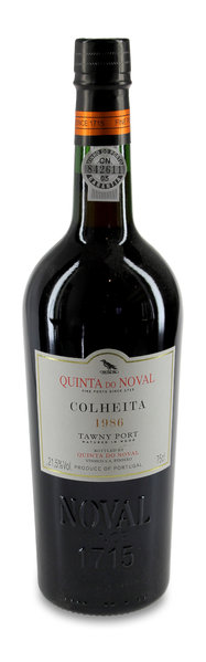 1986 Noval Colheita Tawny Port