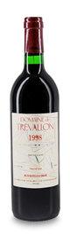 1998 Domaine de Trévallon rouge